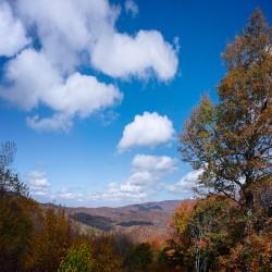 NC Fall Mountains 2