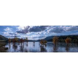 Ocoee Lake Pano