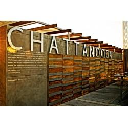 Chatt Pier Sign