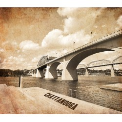 Market Bridge Textured...