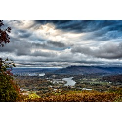 Fall View to Lookout