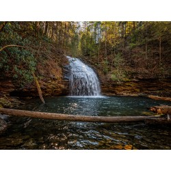Stinging Fork Falls 1
