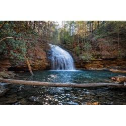 Stinging Fork Falls 2