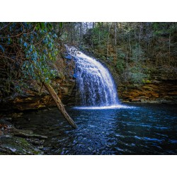 Stinging Fork Falls 3