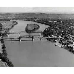 Aerial Chattanooga 1942
