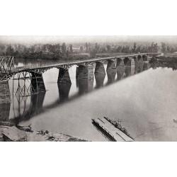 Army Bridge Chattanooga 1861
