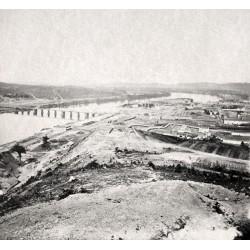 Army Bridge Chattanooga 1864