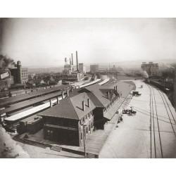 Chattanooga Rail Station 1