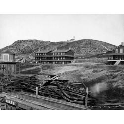 Chattanooga Rail Yard 1863
