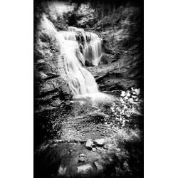 Bald River Falls Holga