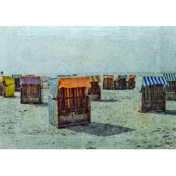 Beach 6 Painted