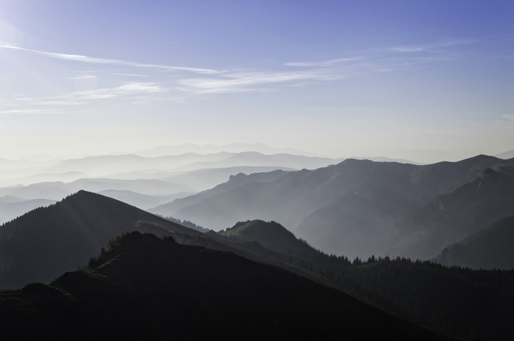 Mountains / Landscapes 1